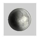 Dark, Moon icon