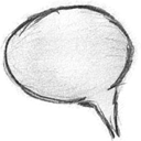 speech bubble, comment, talk, chat icon