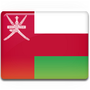 flag, country, oman icon