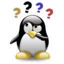 Dialog, Question, Tux icon