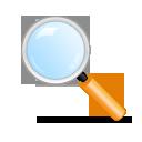 find, search, seek icon