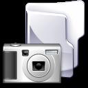 camera, folder icon
