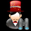 Magician, Search icon