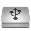 Aluport, Usb icon