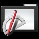 dark,folder,app icon