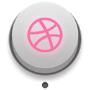 off, dribbble icon