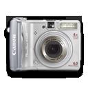 Powershot A540 icon