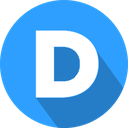 logo, social network, disqus icon