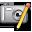 edit, camera icon