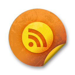 rss, circle, subscribe, round, feed icon