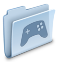 game,folder,gaming icon