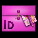 indesign,folio icon