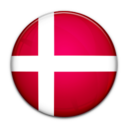 flag,denmark,country icon