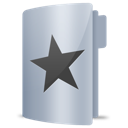 folder, star, favourites icon