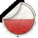 pl, polska, poland icon