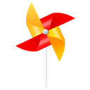 Mill, Wind icon