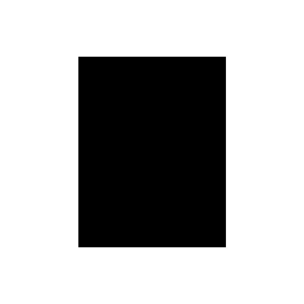 hackernews, black icon