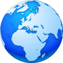 globe, pack, world, internet, package, network, planet, earth icon