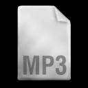 file,mp3,mp3 icon