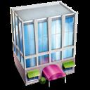 Artdesigner.Lv, Building, By icon