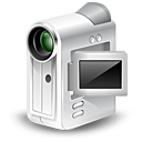 unmount, webcam, camcorder, cam icon