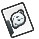 internet, document, file, paper icon