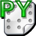 source, py icon
