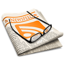 Feed, Newspaper icon