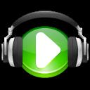play, itunes, headphones, music, store icon