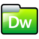dreamweaver, adobe icon