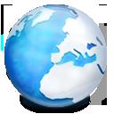 planet, earth, globe, world icon