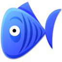 bluefish,cartoon icon