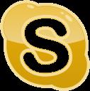media, s, social, skype icon