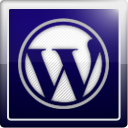 social, wordpress, social network icon