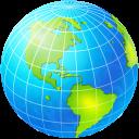planet, world, globe, earth icon