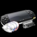 PSP umd and mc icon