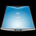 scanner,hardware icon