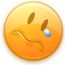 face, smiley, emotion, sad, emot icon