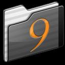 classic,folder,black icon