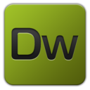 adobe,dreamweaver icon