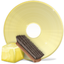 disk, clean icon