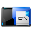 Application, Dos, Ms icon