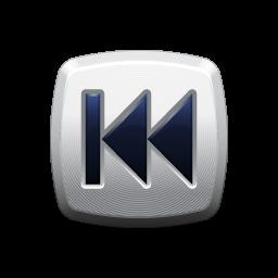 previous, button icon