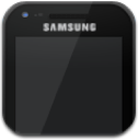 ii, samsung, touch, s, epic, galaxy icon