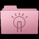 Folder, Idea, Sakura icon