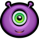 avatar, smile, emot, monster, monsters icon
