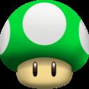 Mushroom 1UP icon