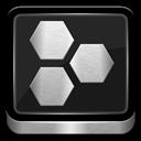 Metallic, Tune, Up icon