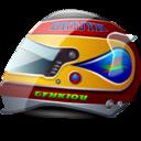 racing, formula 1, sports, helmet icon