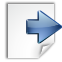 document, export, more icon